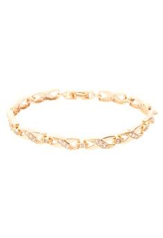 Tiffany Infinity Cubic Zircon Bracelet