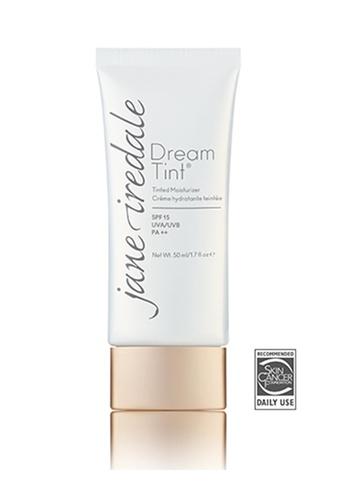 Jane Iredale beige Dream Tint Tinted Moisturizer SPF15- Light JA379BE18NFTSG_1