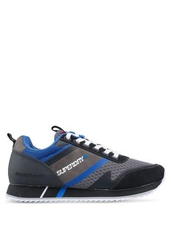 Superdry grey Fero Runners 22DB0SH33F3701GS_1