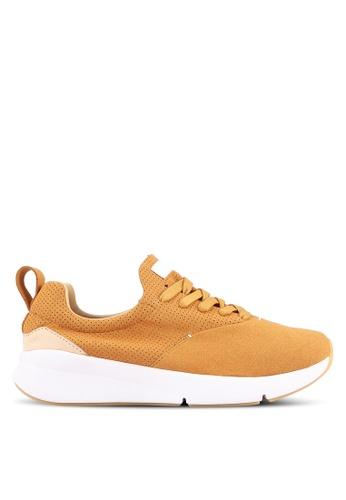 Rawrow orange Wax 210 Chamude Sneakers RA312SH0RQMGMY_1