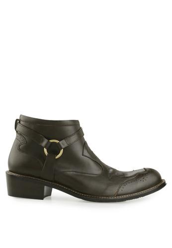 Marelli brown Tudor Boot MA036SH22TIBID_1