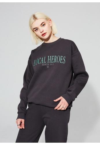Local Heroes grey LH 2013 Sweatshirt 8059CAA3F26937GS_1