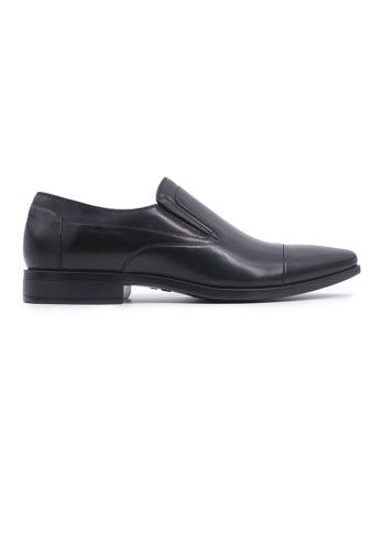 Hanson Bootmaker 黑色 Hanson Bootmaker Slip-on - Black FBA67SH4B2B3C2GS_1
