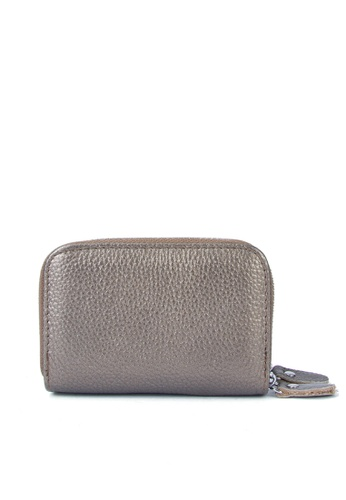 HAPPY FRIDAYS Multifunctional Litchi Grain Leather Wallet JN509 C4831AC66976D9GS_1