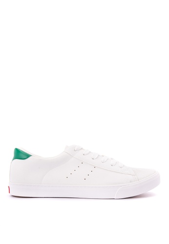 Italianos white Alva Sneakers IT153SH0KJ1XPH_1