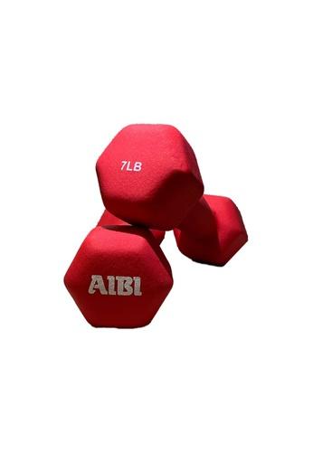 AIBI AIBI VINYL DUMBBELLS 7LBS DE588SE4173006GS_1