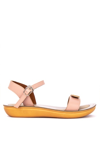 273a3461788e Shop Huxley Wedge Sandals Ankle Strap with bow Wedges Online on ZALORA  Philippines