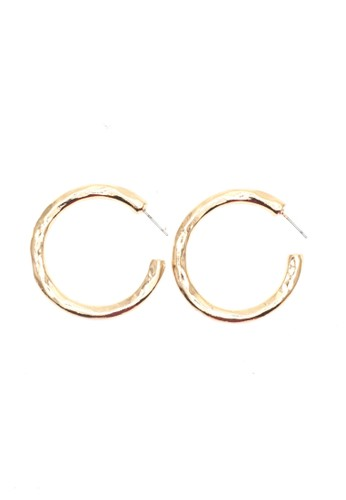 Istana Accessories gold Anting Karen Fashion Earring - Emas 80696ACB61D09EGS_1