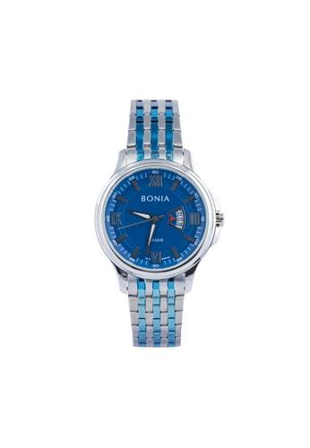 BONIA blue and silver Bonia Rosso - BR169-2183 - Jam Tangan Wanita E7315ACE6DEEBDGS_1