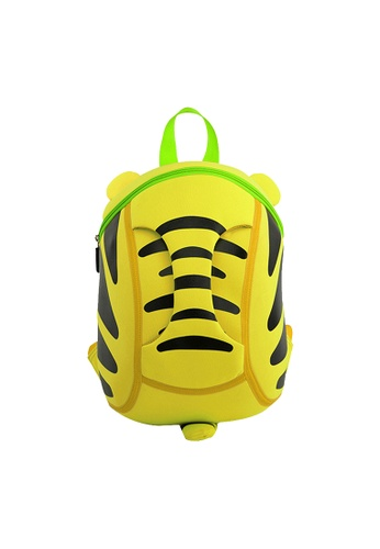 Nohoo yellow Nohoo Kids Backpack Tiger (Yellow) 97507KC45577ECGS_1