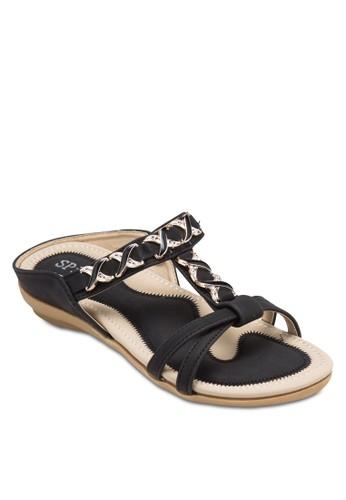 金飾休閒涼esprit鞋子鞋, 女鞋, 鞋