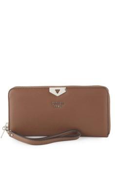 Lottie Large Zip Around Wallet