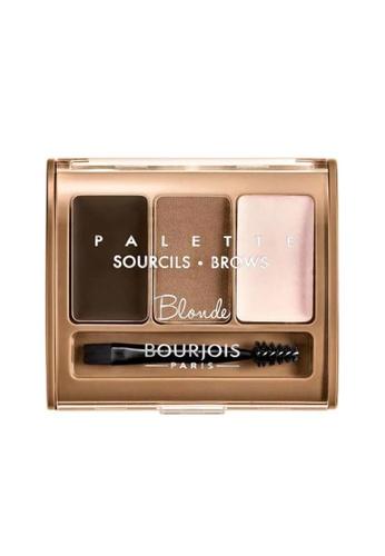 Bourjois Bourjois Brow Palette Blonde BO885BE07PWQSG_1