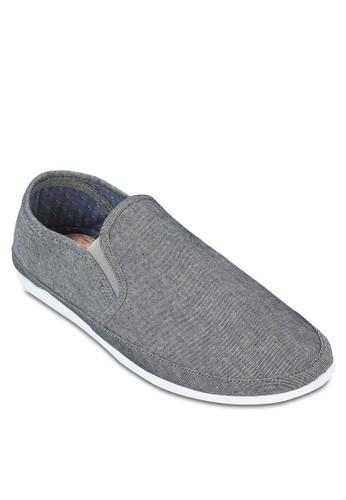 帆esprit高雄門市布膠底懶人鞋, 鞋, 懶人鞋
