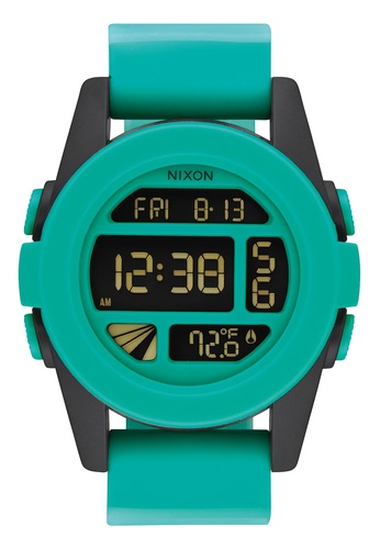 Nixon green Nixon - Unit Teal Digital Watch NI855AC07EDKSG_1