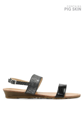 Divine Factory black Anu Wedges F3FDBSHEDEB685GS_1