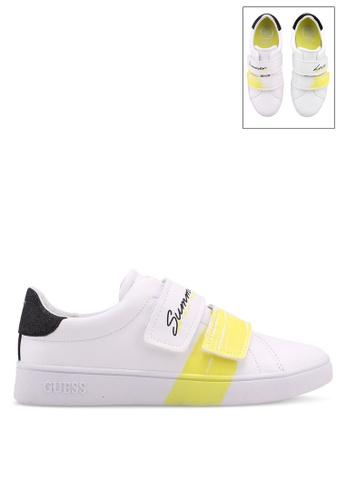 Guess black Briss Sneakers 2EF69SHF08D150GS_1