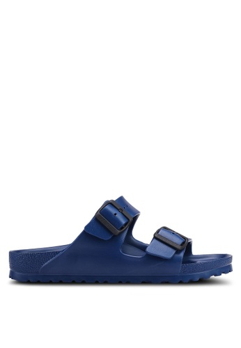 Birkenstock navy Arizona EVA Sandals AC929SH9CC4C00GS_1
