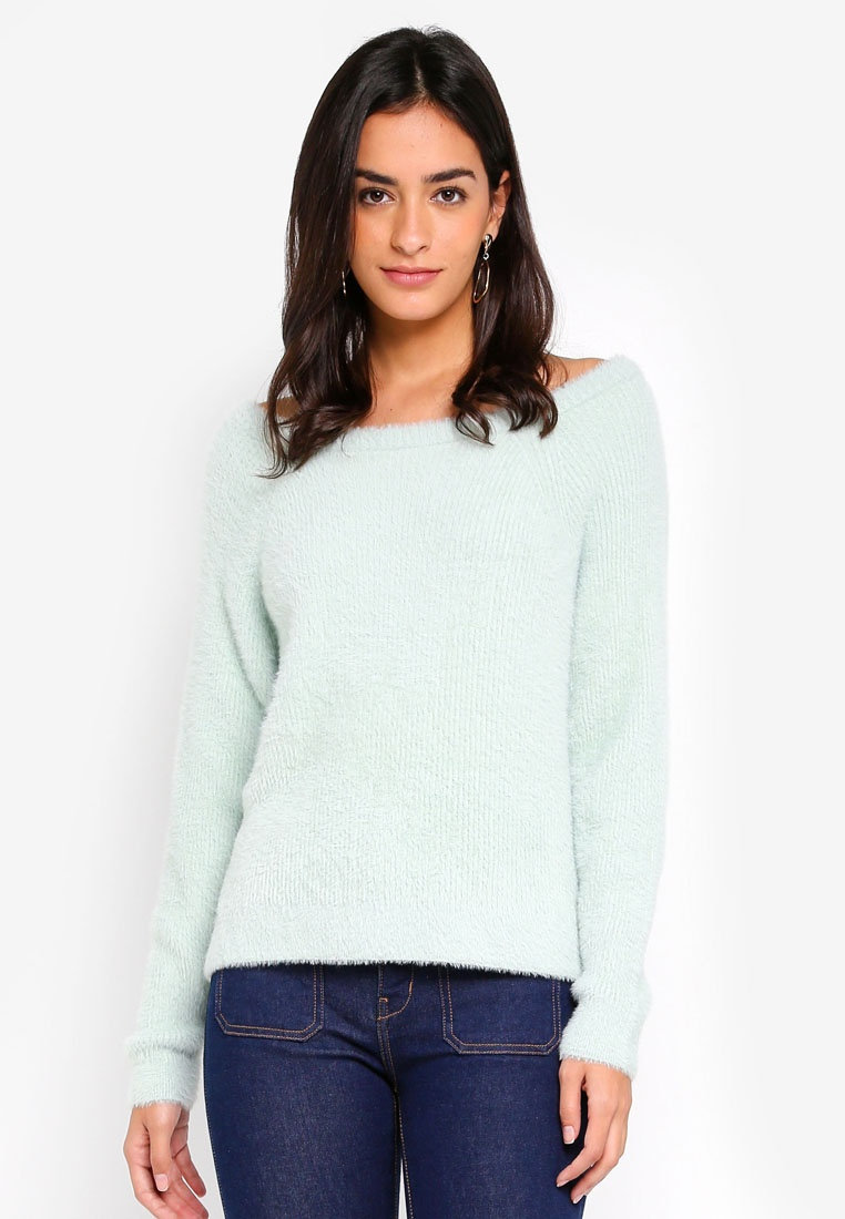 New Jumper Ocean Fluffy Forever Faye Bed x0q4YS71