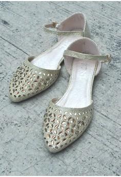 TNL Pace Sandals (Gold)