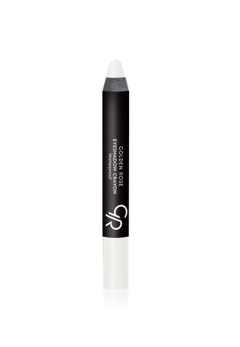 GOLDEN ROSE white EYESHADOW CRAYON WATERPROOF - 01 GO743BE61FNMMY_1