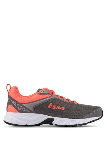 Legas grey Rapier LA Women's Shoes LE684SH0S2NEMY_1