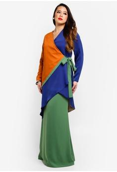 987b9d059907 17% OFF Love By Syomir Oprah Wrapped Top With Long Skirt S  183.90 NOW S   151.90 Sizes XXL XXXL XXXXL XXXXXL