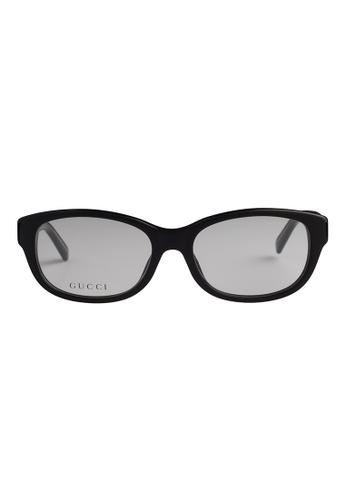 Gucci black GUCCI Eyewear 3831/F Y6C GU112AC65OVEMY_1