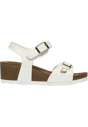 paperplanes white SNRD-221 Casual Summer Ankle Strap Sandals Heels Shoes US Women Size PA355SH88QNZSG_1