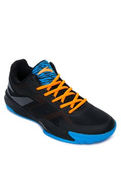 Color Contrasting Basketball Shoes
