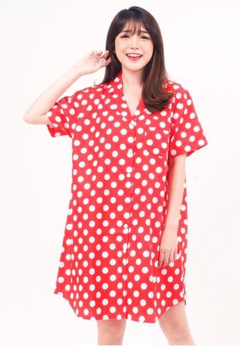 Pajamalovers Keiko Red