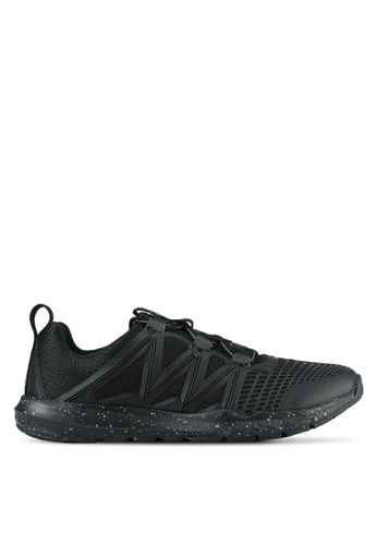 League black Cage Sports Shoes LE683SH0S2OMMY_1