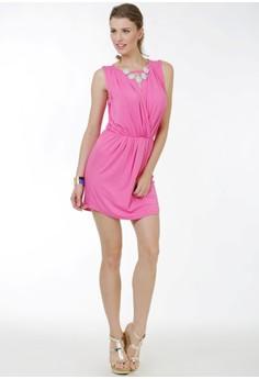 Franca Overlap Dress