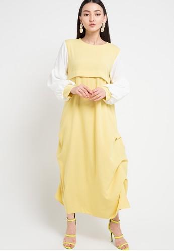 Puricia white and yellow and multi Amara 4417CAA02647CDGS_1