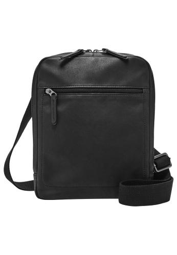 FOSSIL black Kenton Shoulder Bag SBG1249001 6D282AC2DF9044GS_1