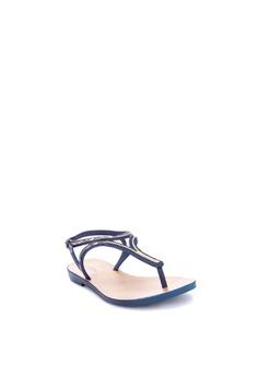 6cdbdc429344ea Grendha Luxo Sandal Fem Thong Sandals Php 1