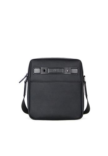 Alef black Alef Theo Shoulder Bag Tall C23ECACAF88DC7GS_1