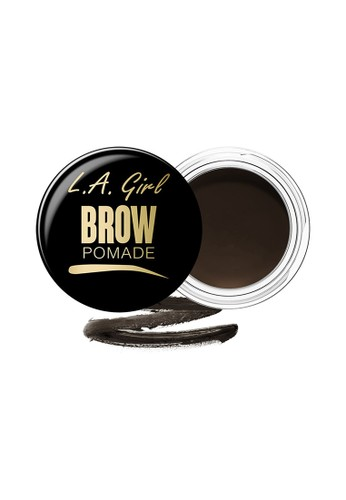 L.A Girl brown LA Girl Brow Pomade Soft Black F8745BE35A3655GS_1