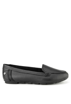 4ce21730a679 Hush Puppies black Hush Puppies Abby Loafer In Black 25D0DSH8700E03GS_1