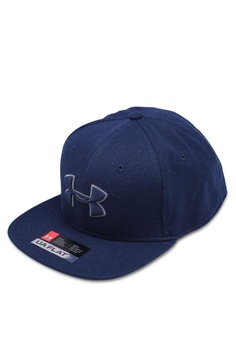 d5f8ba4ae13 Under Armour navy UA Huddle Snapback 2.0 Cap 43735AC5A7A88EGS 1