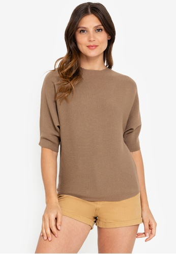 VERVE brown Electra Women's Top 979A4AAE35F625GS_1