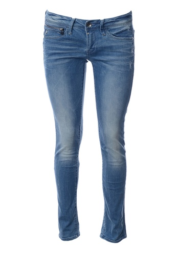 G-Star blue G-Star-Midge Sculpture Lift Skinny Jeans-Blue 49DDEAA534CF05GS_1