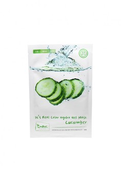 It\'s Real Color Hydrogel Mask (Cucumber) (5 Pieces)
