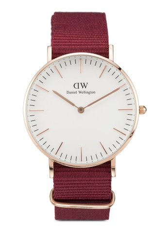 Daniel Wellington gold Classic Roselyn White Watch 36mm FE783AC9F0A77FGS_1