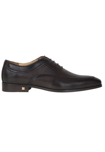 Tomaz brown Tomaz F146 Formal Lace Up (Coffee) TO717SH0S8QWMY_1