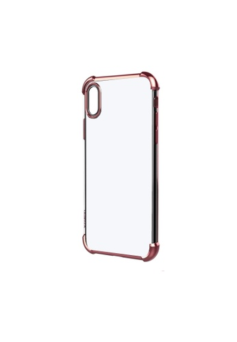 MobileHub pink iPhone X / XS Xundd 360 Armor Silicone Case 3007DAC284E28FGS_1