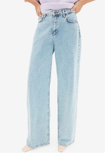 Trendyol blue Clear Blue Jeans 62802AA69CCFD1GS_1