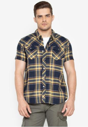 613a1d6f4764 Shop Wrangler Button Down Shirt Online on ZALORA Philippines