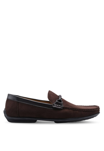 Louis Cuppers 褐色 Louis Cuppers Loafers 3BE2FSHB672960GS_1