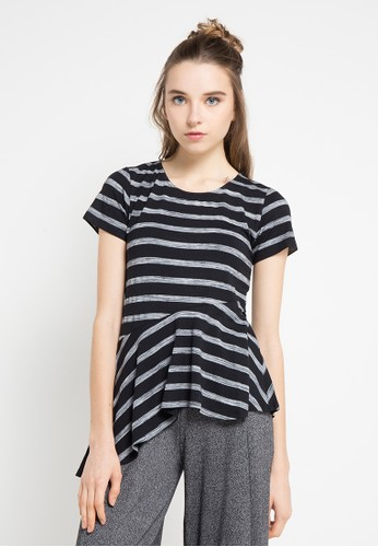 WHITEMODE black and multi Catherine Blouses WH193AA0WEN0ID_1